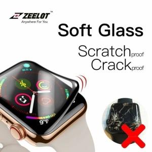 Dán dẻo 3D FULL Matte Apple Watch hiệu Zeelot (mờ nhám)
